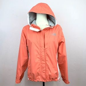 The North Face HyVent Jacket Orange Size S